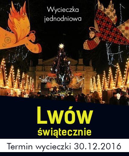 Wycieczka do Lwowa - Zima