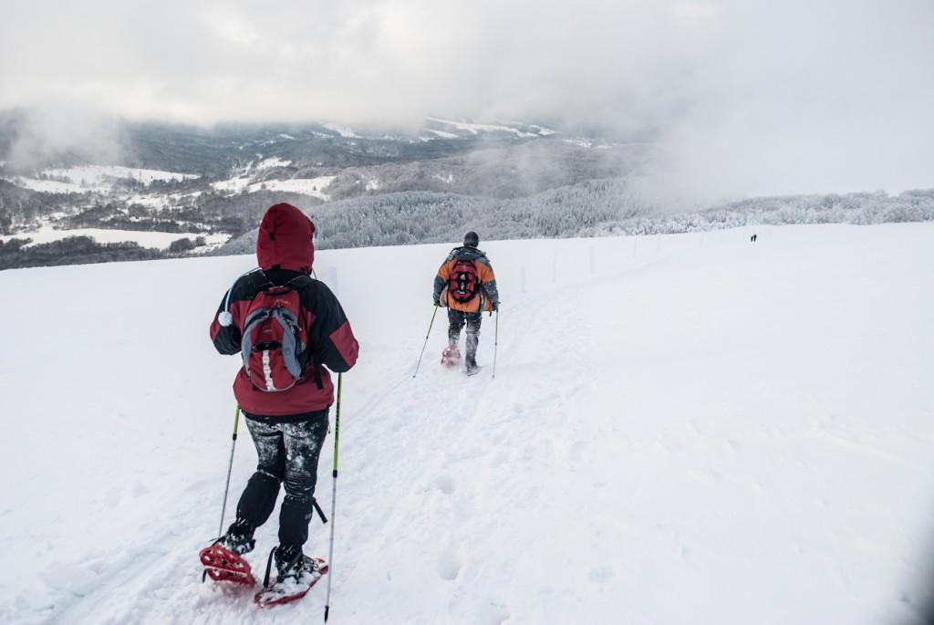 Wypożyczalnia rakiet śnieżnych